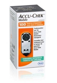 ACCU-CHEK MOBILE Tests 2 x 50 Stk