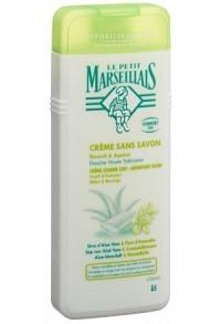 LE PETIT MARSEILLAIS Duschcr hypo Aloe&Mand 400 ml