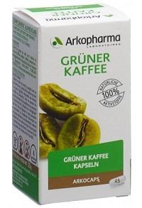 ARKOCAPS Grüner Kaffee Kaps VG 45 Stk