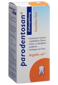 PARODENTOSAN Sensitive Plus Zahnspülung 300 ml