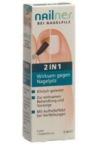 NAILNER Nagelpilz-Lösung 2-in-1 5 ml