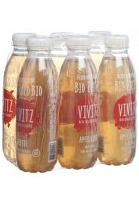 VIVITZ Bio Eistee Apfelminze 6 x 0.5 lt