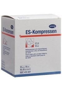 MEDISET ES-Kompresse Typ 17 10x10cm 12f 100 Stk