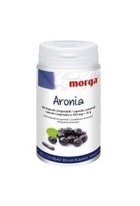 MORGA Aronia Vegicaps Ds 100 Stk