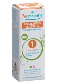 PURESSENTIEL Eucalyptus globulus Äth/Öl Bio 10 ml