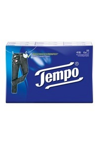 TEMPO Taschentücher Classic 6 x 10 Stk