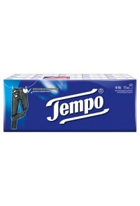 TEMPO Taschentücher Classic 15 x 10 Stk