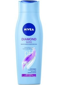 NIVEA HAIR CARE Diamond Gloss Pflegeshampoo 250 ml