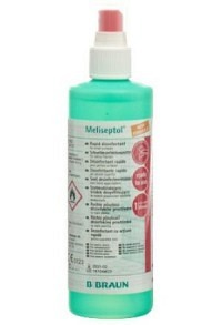 "MELISEPTOL New Formula Sprühfl ""EU"" 250 ml"