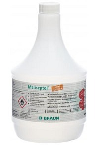 "MELISEPTOL New Formula Sprühfl ""EU"" 1000 ml"