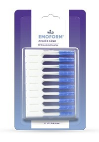 EMOFORM Brush'n Clean XL 50 Stk