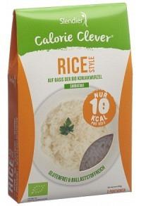 SLENDIER Konjak Rice Style Bio 400 g