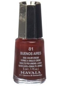 MAVALA Nagellack Mini Color 81 Buenos Aires 5 ml