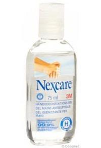 3M NEXCARE Händedesinfektions-Gel 75 ml