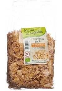 MA VIE S GLUT Corn Flakes gezuckert 250 g