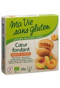 MA VIE S GLUT Kekse Aprikose-Pfirsich 200 g