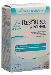 RESOURCE Arginaid Plv 14 Btl 7 g