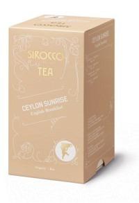 SIROCCO Teebeutel Ceylon Sunrise 20 Stk