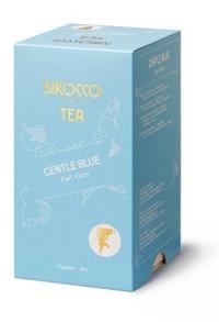SIROCCO Teebeutel Gentle Blue 20 Stk