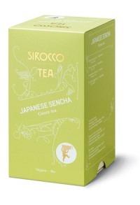 SIROCCO Teebeutel Japanese Sencha 20 Stk