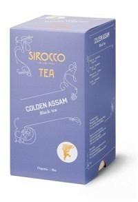 SIROCCO Teebeutel Golden Assam 20 Stk