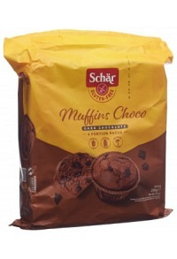 SCHÄR Muffins Choco glutenfrei 260 g