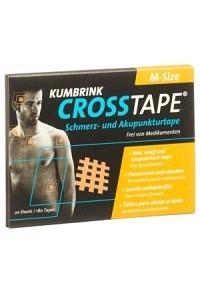 CROSSTAPE Schmerz- Akupunkturtape M 180 Stk