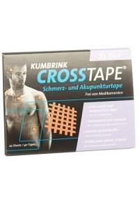CROSSTAPE Schmerz- Akupunkturtape XL 40 Stk