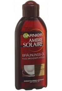 "AMBRE SOLAIRE Bräunungsöl ""Kokos"" SF2 200 ml"