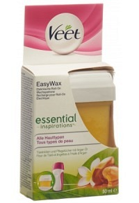 VEET EasyWax Wachsnachfüllpatrone Sensitive 50 ml
