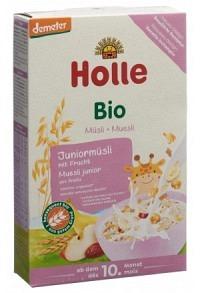HOLLE Bio-Juniormüsli Mehrkorn mit Frucht 250 g