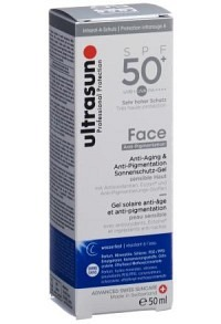 ULTRASUN Face Anti-Pigmentation SPF50+ 50 ml