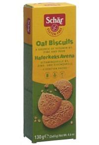 SCHÄR Avena Haferkeks glutenfrei 130 g