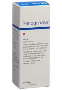 SANOGENCIVE Mundwasser Fl 100 ml