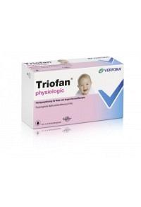 TRIOFAN physiologic liq 40 Monodos 5 ml
