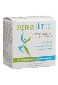 EXPRESS SLIM 1-2-3 Kaps mit 3-fach Wirkung 180 Stk