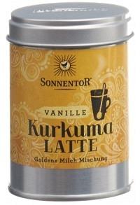 SONNENTOR Kurkuma-Latte Vanille Ds 60 g