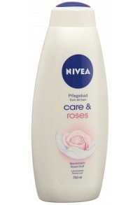 NIVEA Pflegebad Care & Roses 750 ml