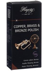 HAGERTY Copper Brass Bronze Polish Fl 250 ml
