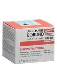 BÖRLIND ENERGYNATURE Regenerieren Nachtcreme 50 ml