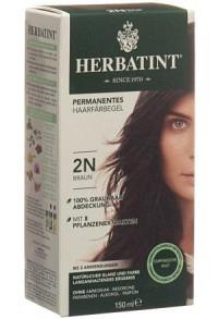 HERBATINT Haarfärbegel 2N Braun 150 ml