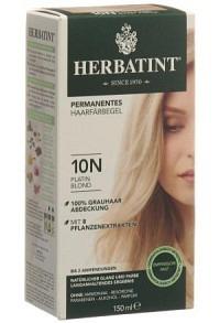 HERBATINT Haarfärbegel 10N Platinblond 150 ml