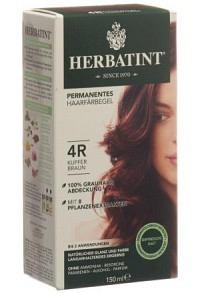 HERBATINT Haarfärbegel 4R Kupfer-Kastanien 150 ml