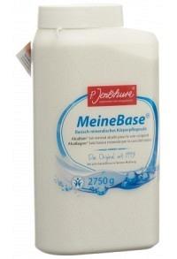 JENTSCHURA MeineBase Körperpflegesalz 2750 g