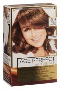 EXCELLENCE Age Perfect 5.03 Goldenes Braun