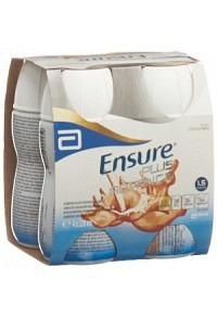 ENSURE Plus Advance Schokolade 4 x 220 ml