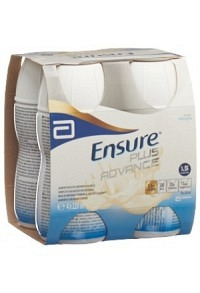 ENSURE Plus Advance Vanille 4 x 220 ml