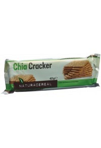NATURACEREAL Chia Cracker 62 g