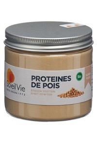 SOLEIL VIE Erbsenprotein Plv Bio 100 g