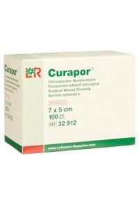 CURAPOR Chirurgisch Wundverband 7x5cm st 100 Stk